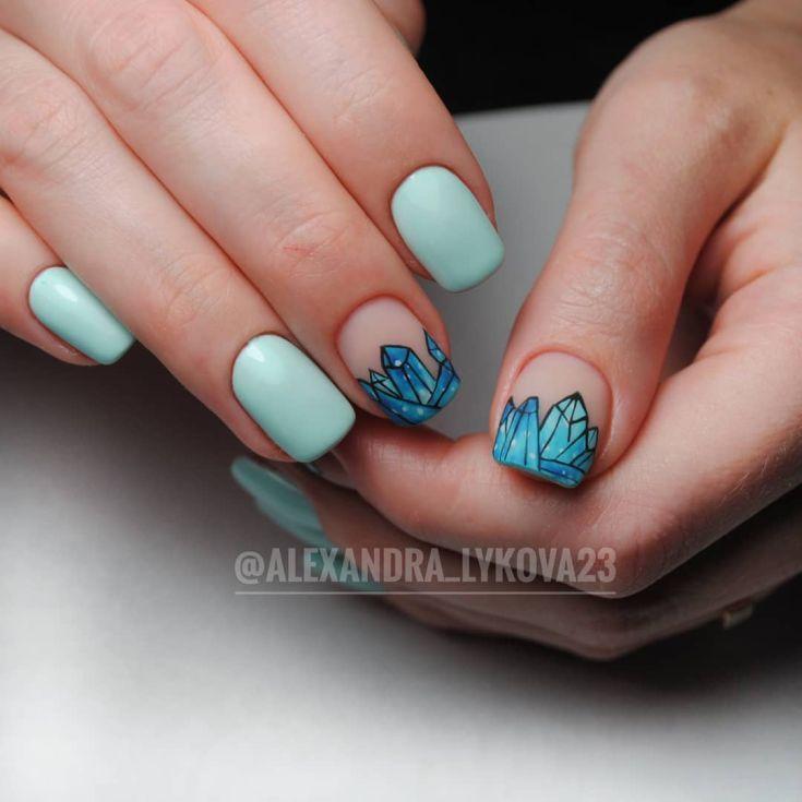 Top 60+ Fashionable nail art designs spring 2018 | Nail nail, Nail ...