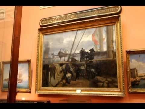 Museo de la Marina.
