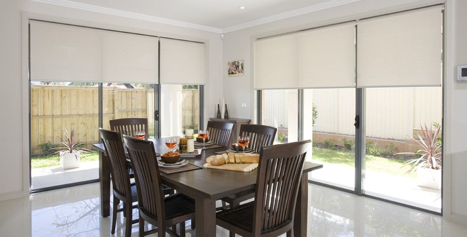 Roman blinds for sliding doors new home ideas pinterest roman roman blinds for sliding doors planetlyrics Image collections