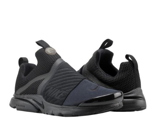 Repulsión buscar escucho música  Nike Presto Extreme GS - 870020 001, Size: 4Y, Black/Black-Black | Nike  presto, Kids running shoes, Kids running