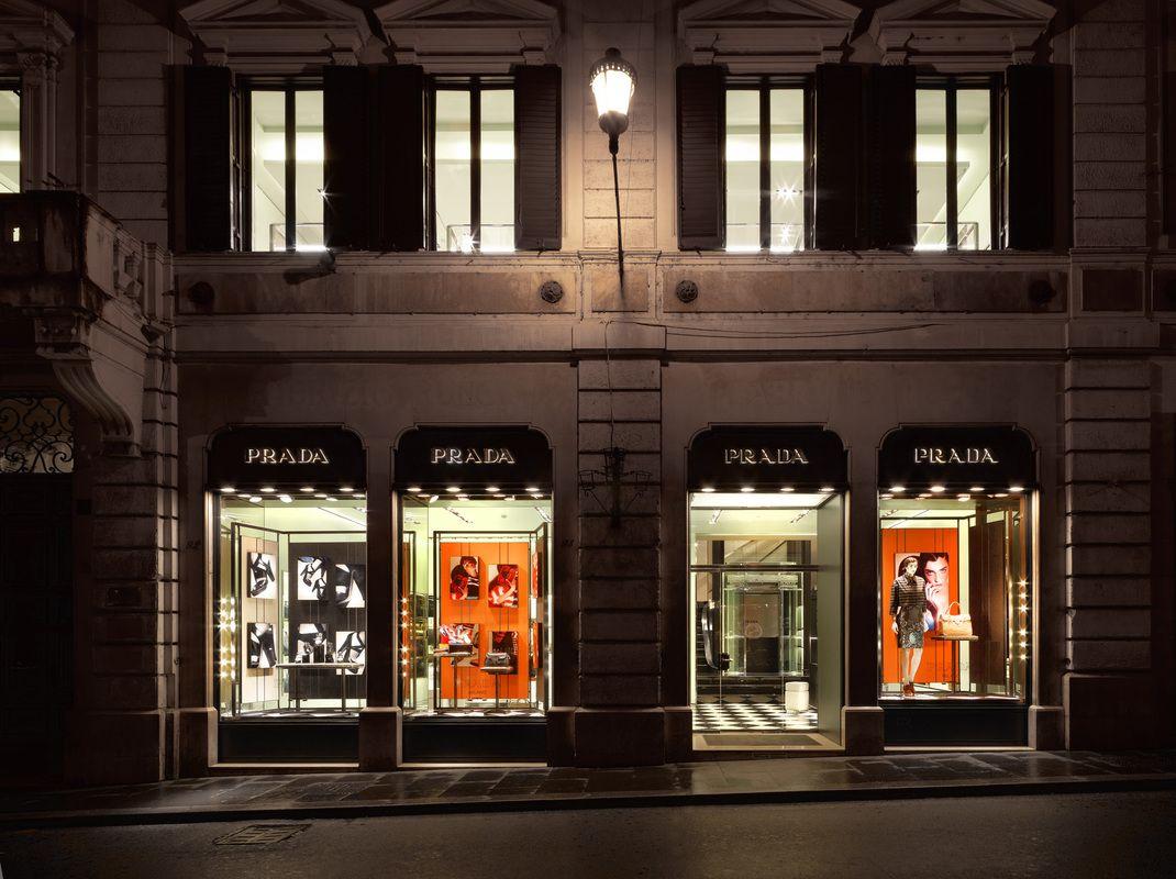 PRADA — Outlet in Rome | Travel | Prada outlet, Rome italy, Italian ...