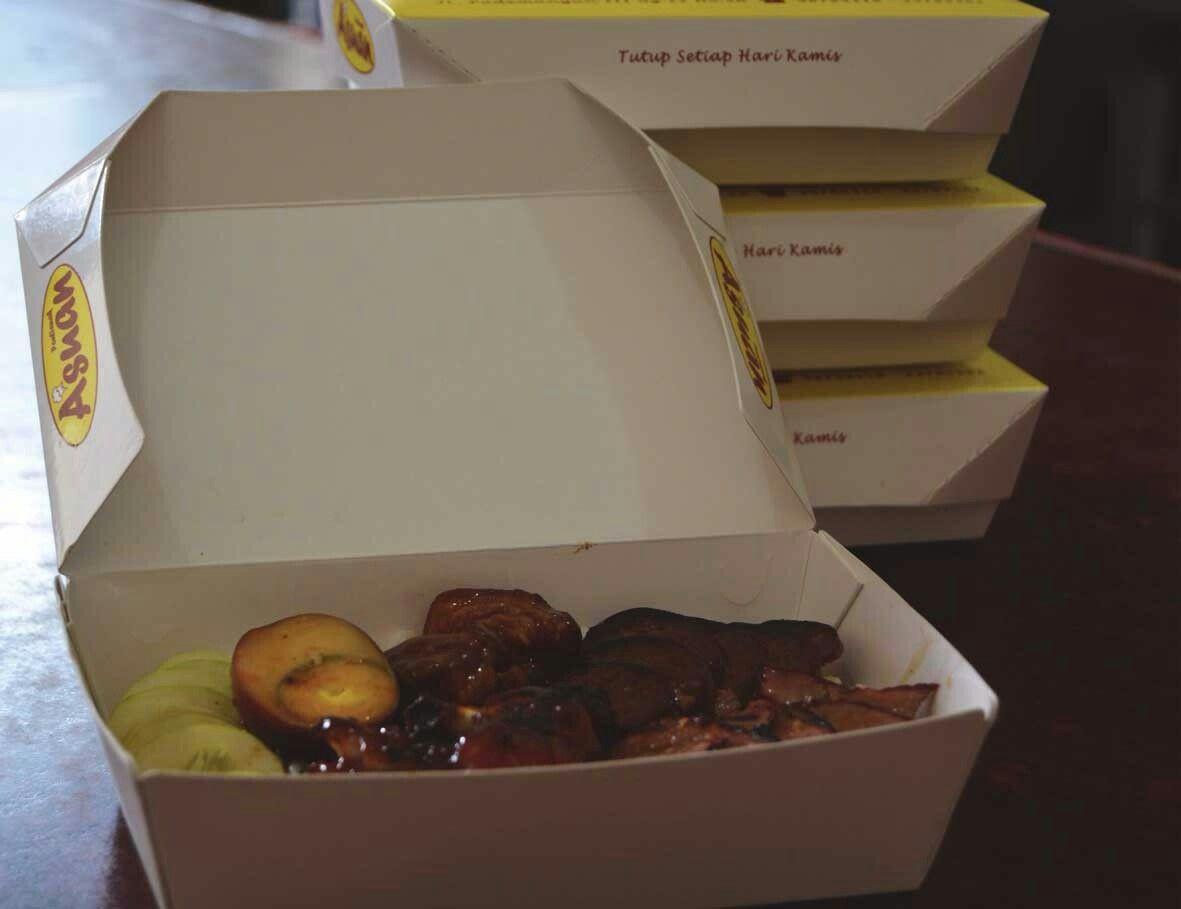 Greenpack Adalah Perusahaan Yang Menjual Packaging Food Lunch