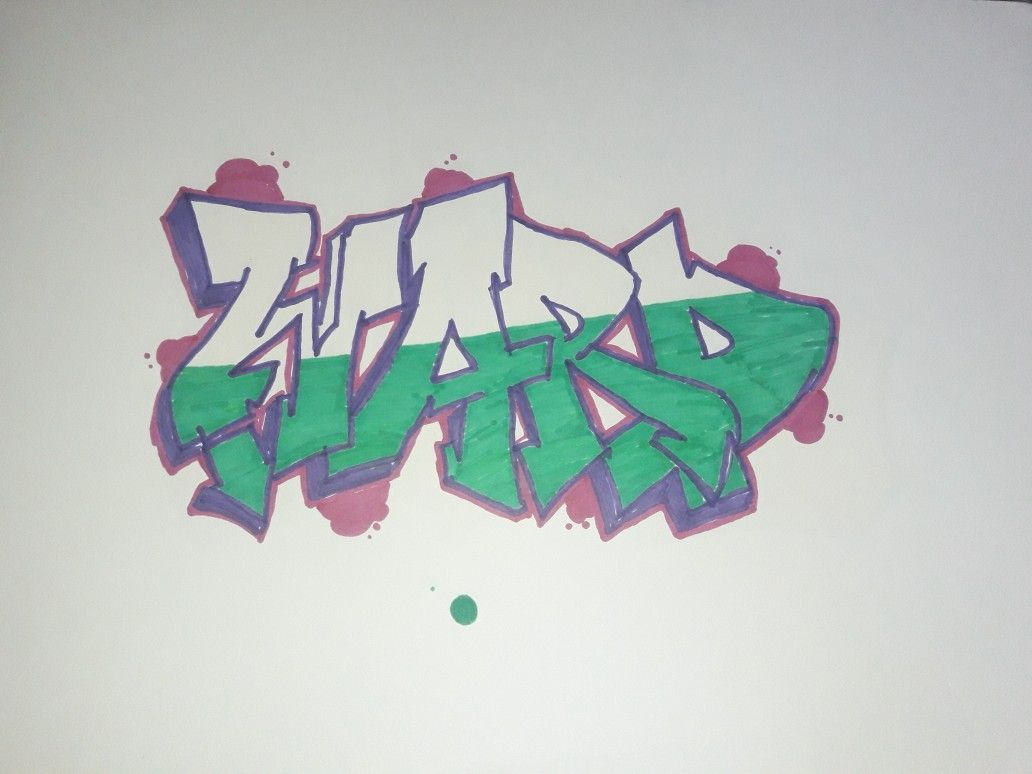 Graffiti Byward Graffiti Tag Art Art