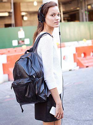 NYFW Model Street Style: Keilani Asmus