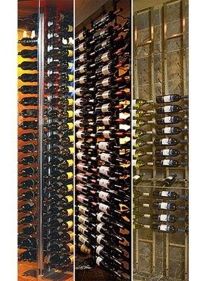 Floor To Ceiling Wine Rack Mounting Frame Vintageview Wall Series Wine Rack Wine Display Wine