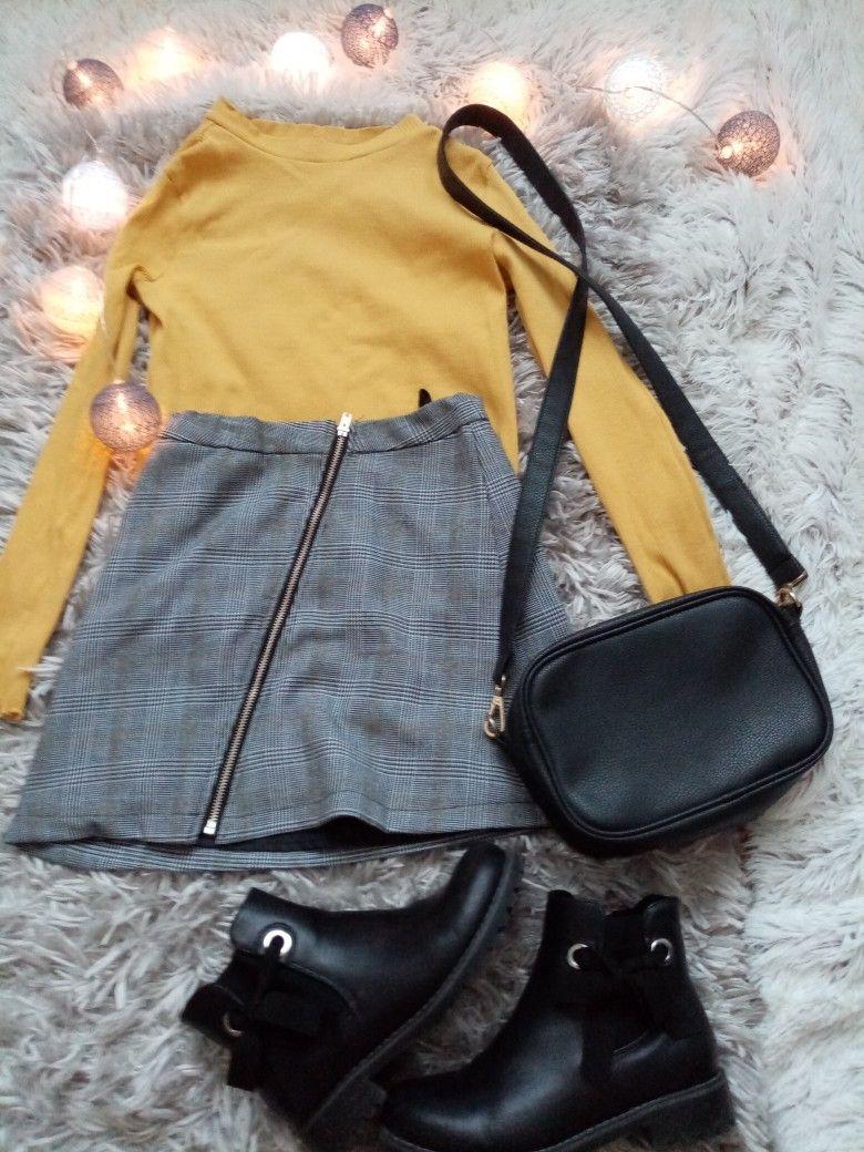 Bluzka Reserved Spodniczka Pepco Buty Ccc Torebka Avon Fashion Style Bags