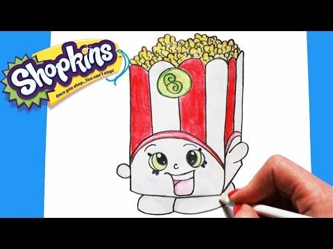 Great How To Draw Shopkins Season 4 Jilly Jam Petkins | Toy Caboodle   YouTube