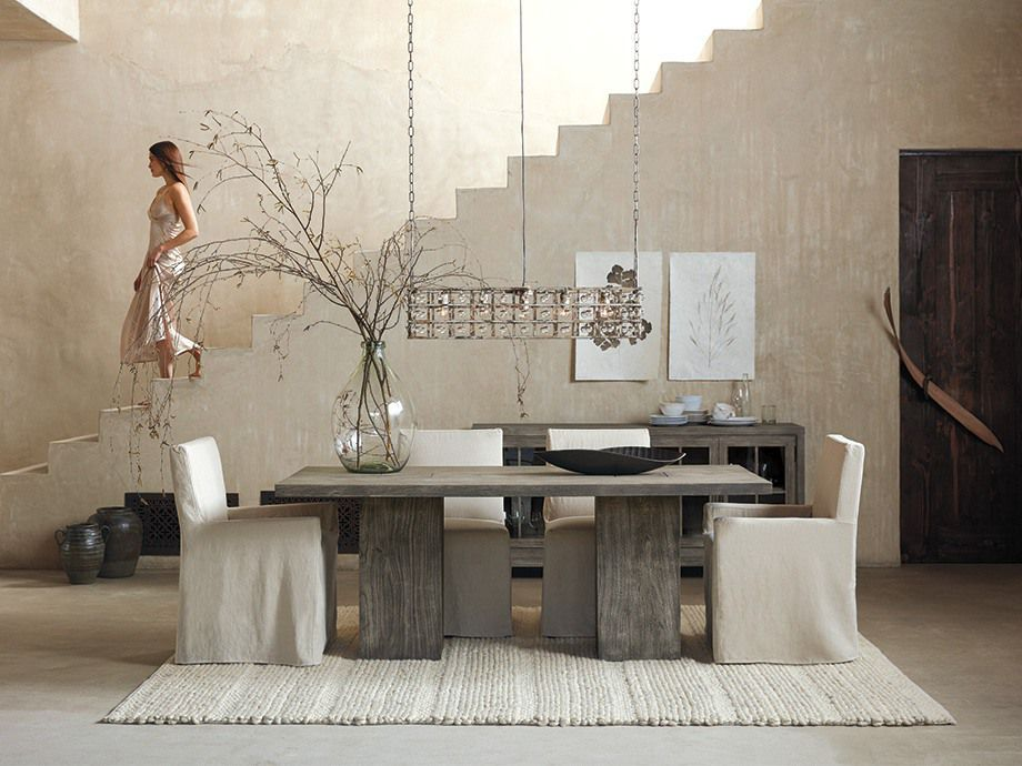 Tao Dining Table   Arhaus Furniture. A Moment Of Simplicity And  Contemporary Style   The Tao Dining Collection Is A Celebration Of  Natureu2014complementing ...