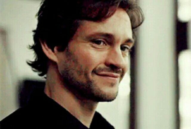 Hugh Dancy as Will Graham in Hannibal (gah, that smile, I can't take it!)
