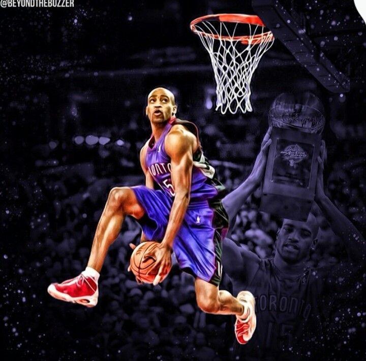 vince carter dunk contest wallpaper wwwpixsharkcom