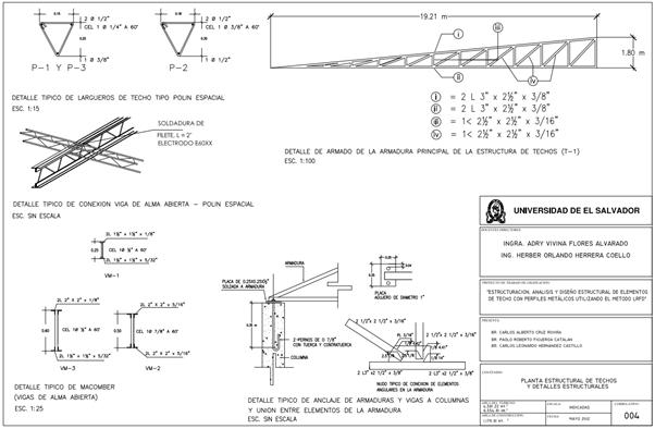 Fases Del Diseno Estructural Para Techos Katherine Montero Disenos De Unas Techos Tipos De Elementos