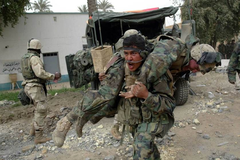 A Decade Of War In Iraq The Images That Moved Them Most