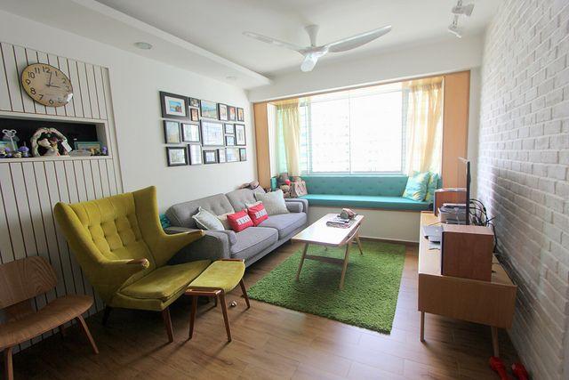Renovation Scandinavian Scent Renotalk Com Living Room Renovation Home Living Room Inspiration
