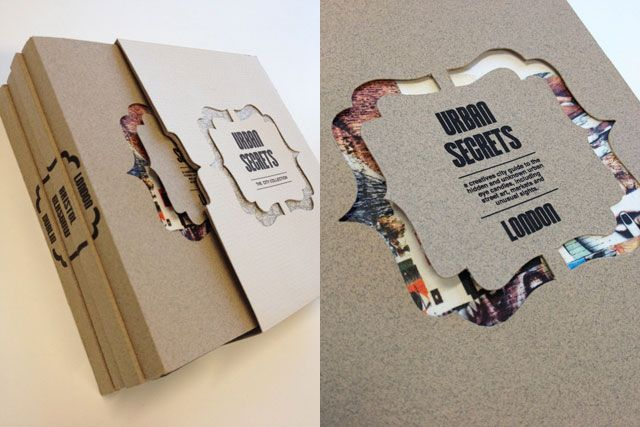 creative book cover designs Urban Secrets by Katie Haynes