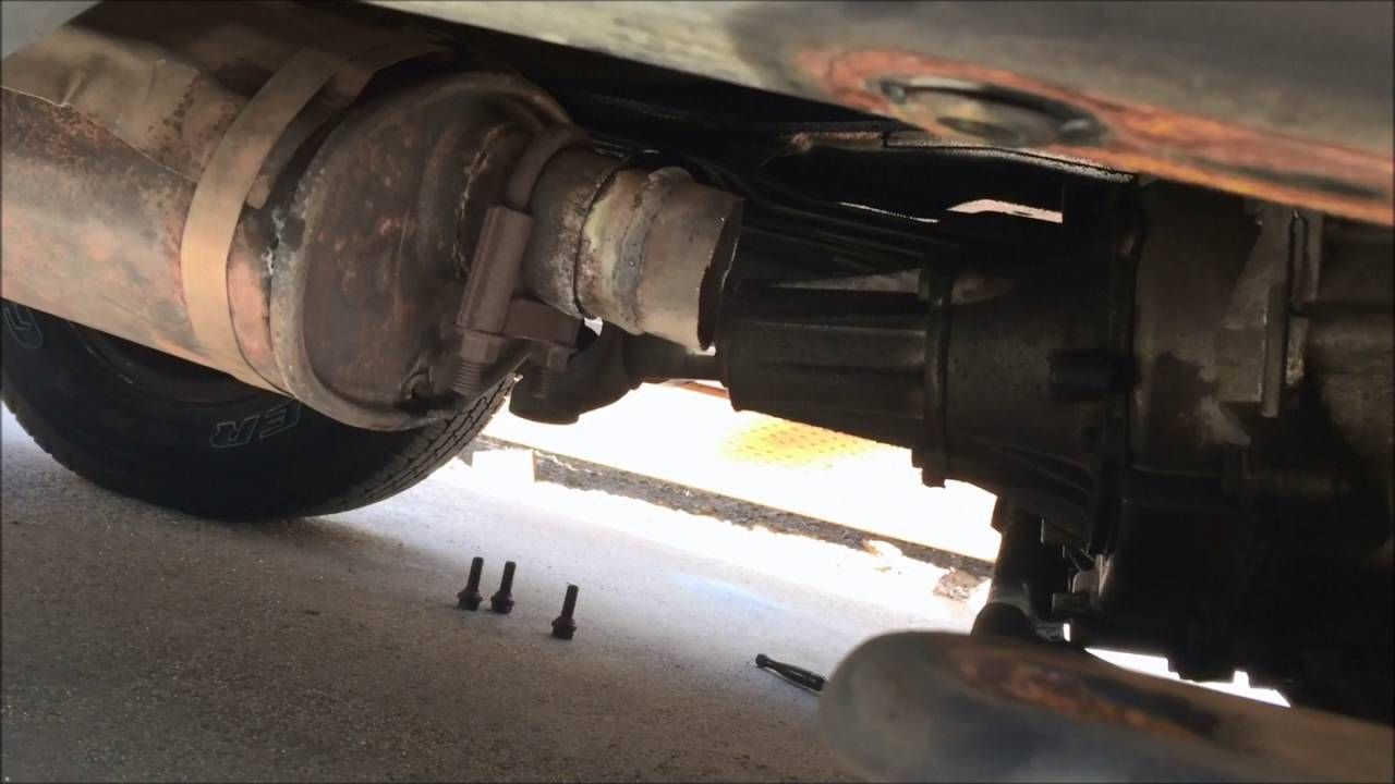 Great Jeep Liberty Catalytic Converter Replacement