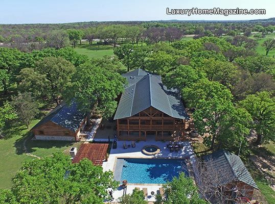 Honey Hollow Ranch | True Texan Luxury Living in Jaksboro! View more at http://bit.ly/1WVeeNk