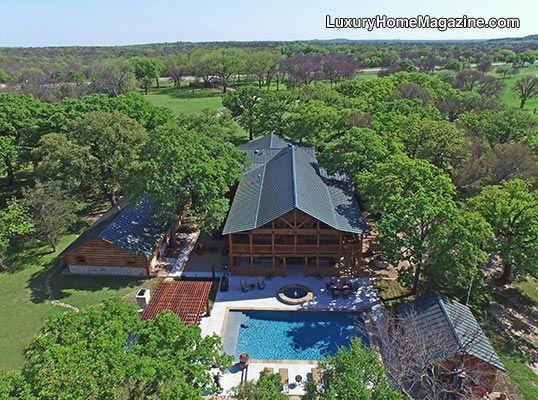 Honey Hollow Ranch | True Texan Luxury Living in Jaksboro! View more at http://bit.ly/1WVeeNk