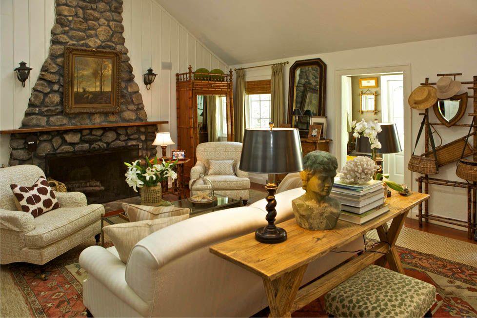 English Cottage Interiors Leslie Allen Interiors