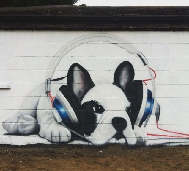 By Christian Fenn In Blackpool Uk 5 15 Lp Murals Street Art