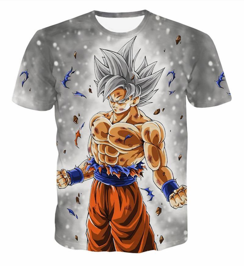 a39455757 DBS Migatte No Gokui Ultra Instinct Son Goku 3D T-Shirt