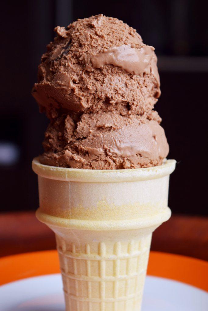 Chocolate Buttermilk Ice Cream With Chocolate Malt Pieces Make It Like A Man Chocolate Malt Buttermilk Ice Cream Ice Cream