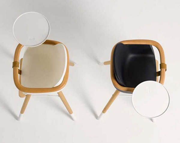 The Ovo High Chair By Micuna The Junior Now Available In