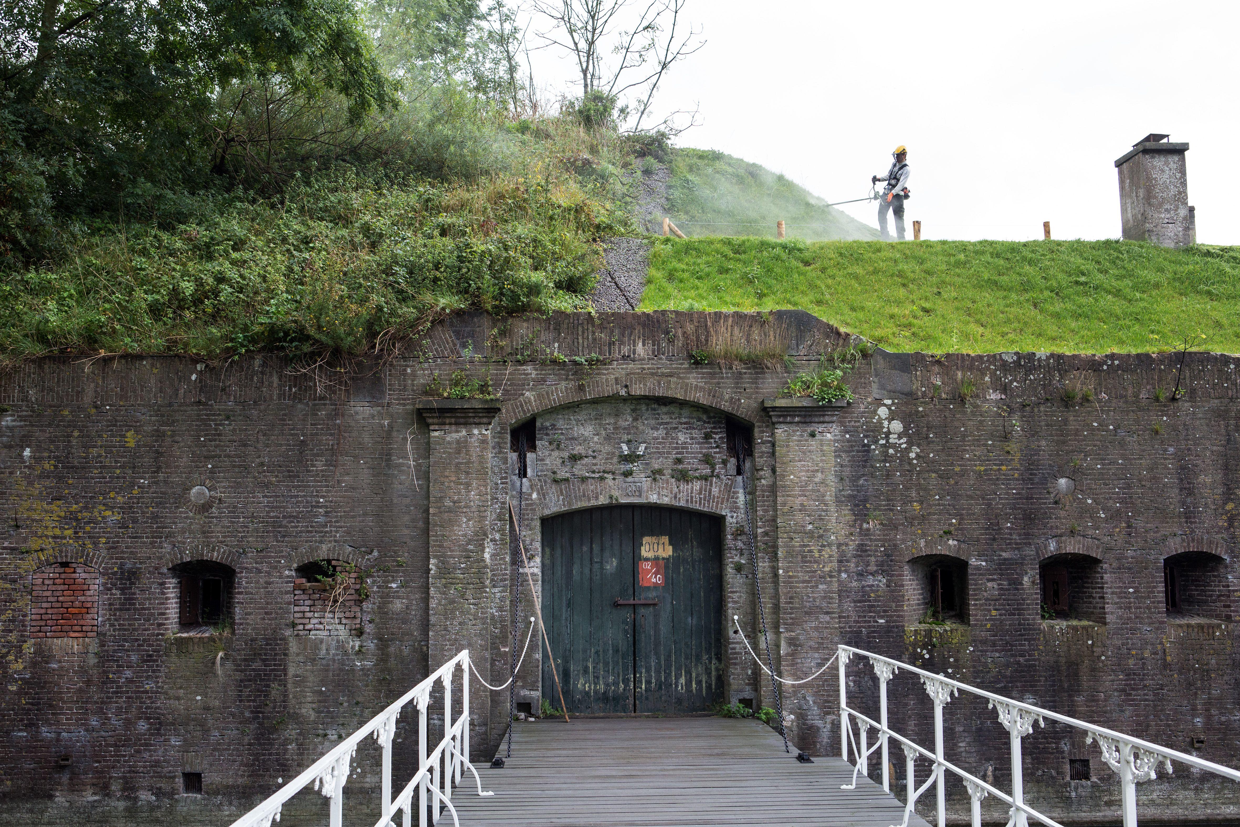 Waterliniemuseum Fort bij Vechten (waterliniemuseum) - Profiel | Pinterest