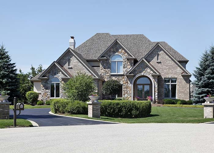 Best 1 Cedar Roof Stone Houses Brick And Stone 640 x 480