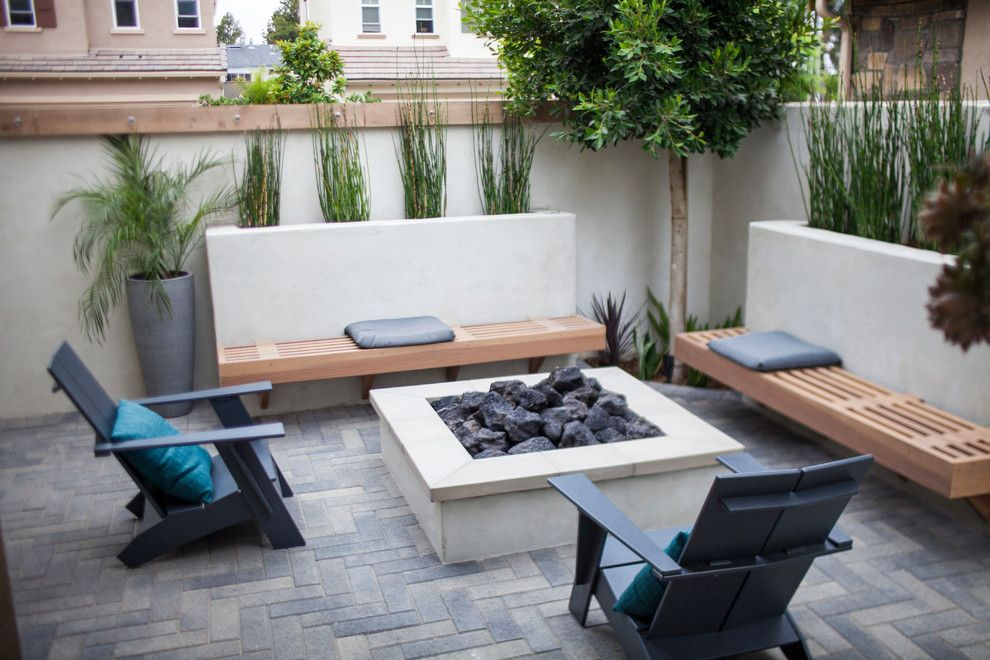 22 Exceptional Modern Patio Designs For A Wonderful ... on Modern Landscaping Ideas For Small Backyards  id=30733