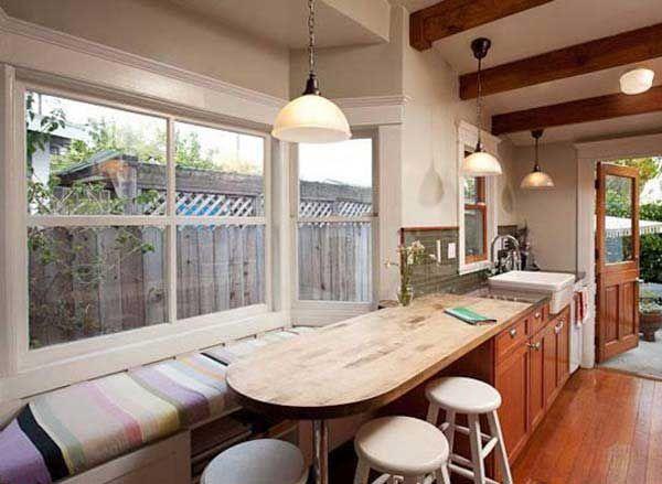 Superb Pin On Bay Window Seating Machost Co Dining Chair Design Ideas Machostcouk