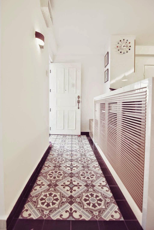 Peranakan tiles for entrance foyer | My Dream House | Pinterest ...