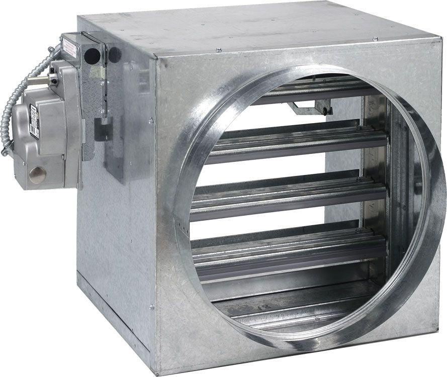 Global Combination Fire and Smoke Damper Sales Market