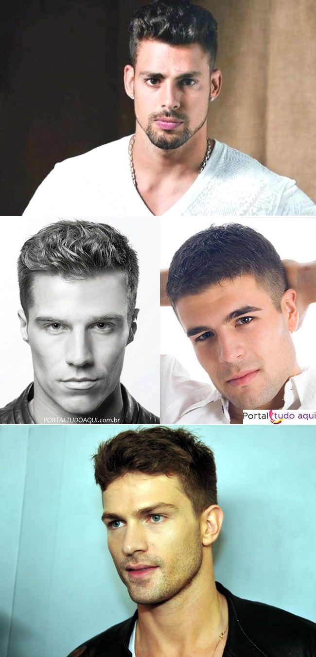 Pin Em Great Looking Hairstyles For Men