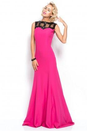Ironi Uzun Payetli Pembe Elbise Uzun Elbise Pembe Elbiseler Elbise Modelleri