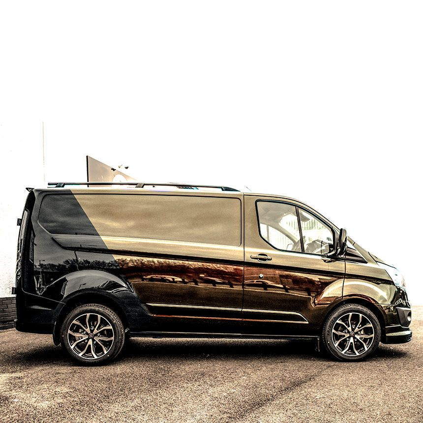 Swiss Vans Large Uk Ford: Van Leasing, Contract Hire & Hire