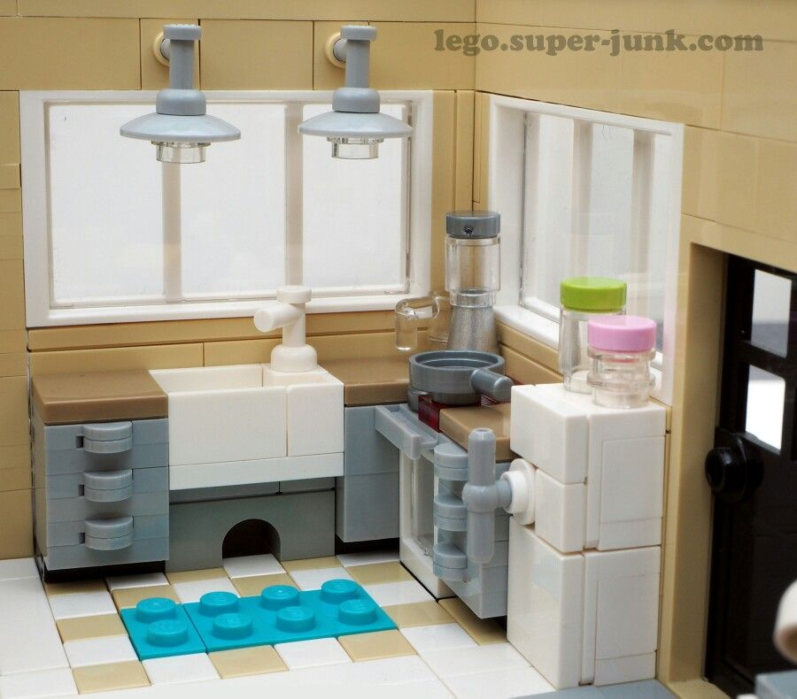 Best Lego Simple Kitchen Projects To Try Lego House Lego 640 x 480