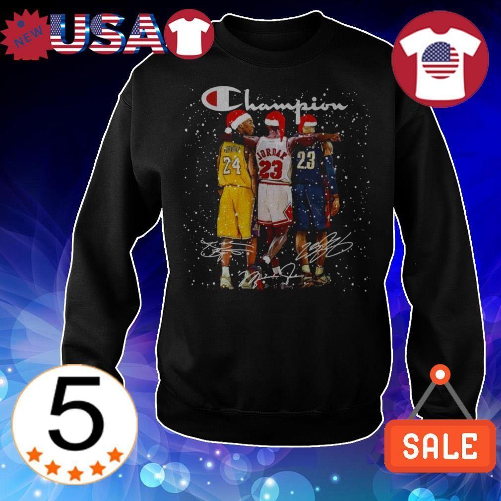 Kobe Bryant 24 Michael Jordan 23 LeBron James 23 Champion