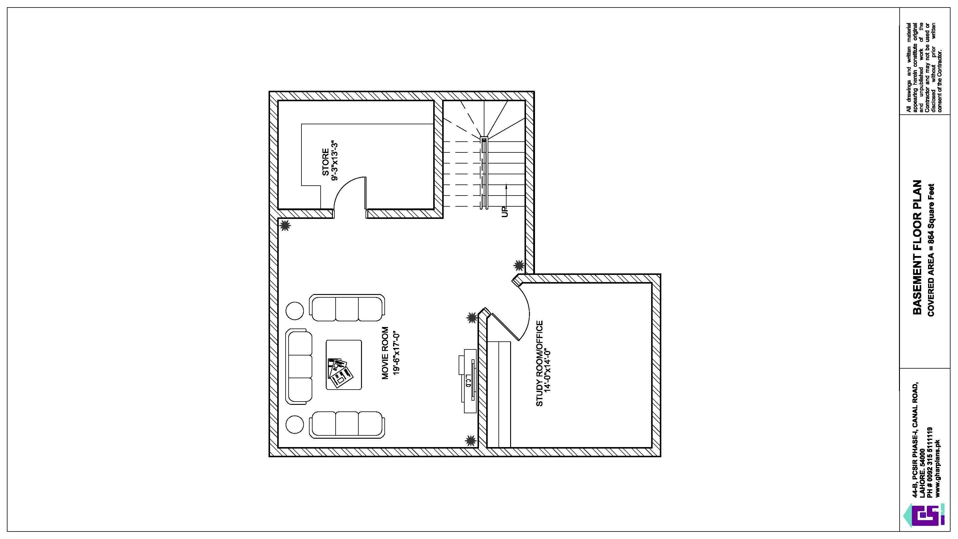 10 Marla House Basement Floor Plan Basement Floor Homeofficedesignlayoutsquarefeet Hous Basement Floor Plans Basement House Floor Plan Layout