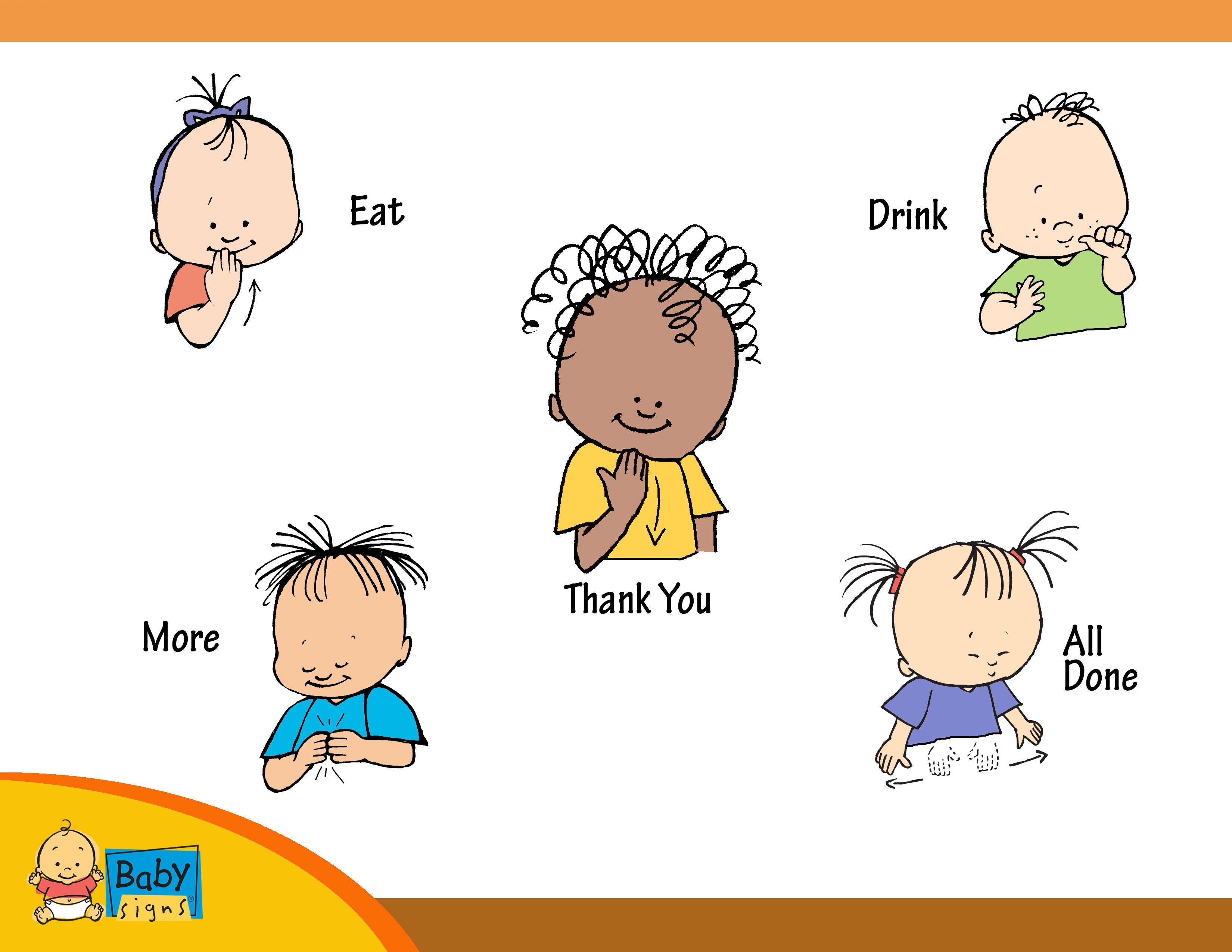 Holiday Placemat Poster with signs for EAT, DRINK, THANK