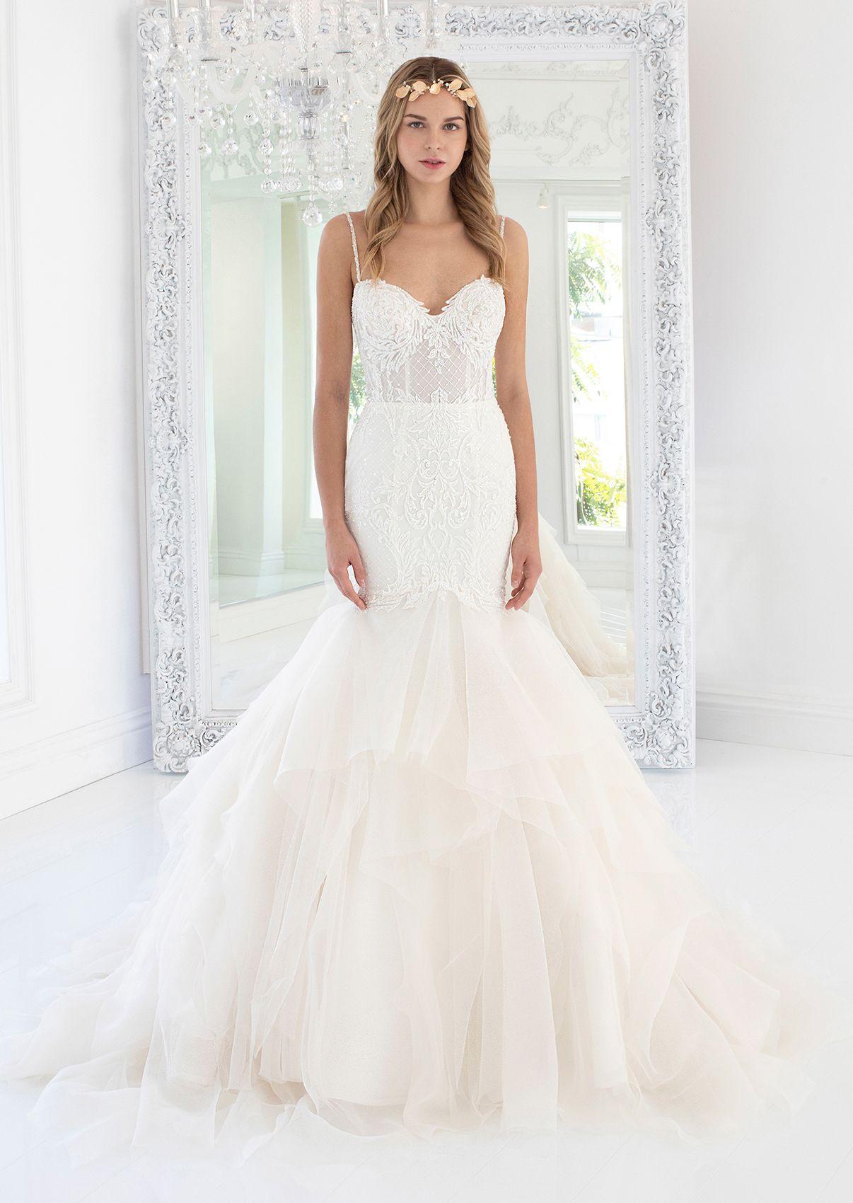 Unique Designer Wedding Dresses Custom Bridal Dresses And Gowns Wedding Dress Couture Custom Bridal Dress Couture Wedding [ 1700 x 1206 Pixel ]