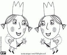 Image Result For Ben And Holly Coloring Pages Pdf Poppy Coloring Page Ben And Holly Ben And Holly Party Ideas