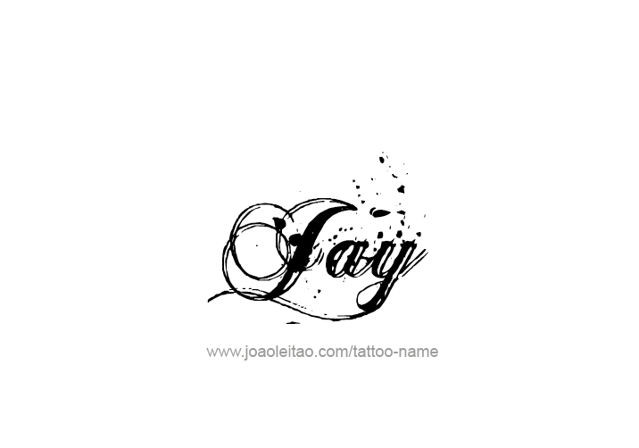 3bfe44f333589 Jay Name Tattoo Designs | Download | Name tattoo designs, Name ...