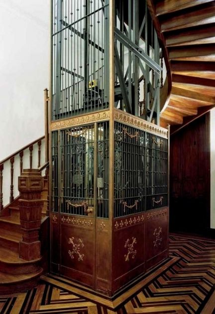 Best Gorgeous Victorian Spiral Staircase Cape Town Image 09 400 x 300