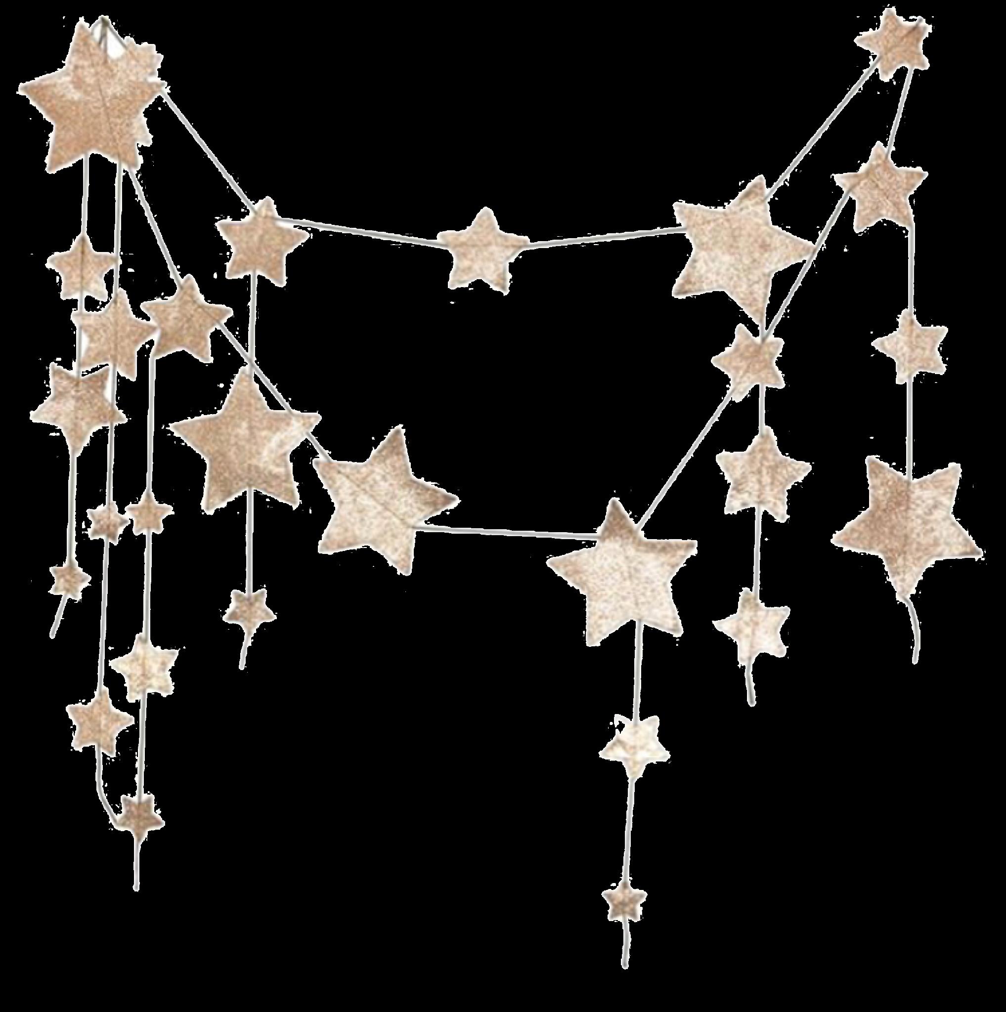 Pin By 𝐂𝐀𝐒𝐒 On Cuarto Star Garland Gold Glitter Glitter Stars
