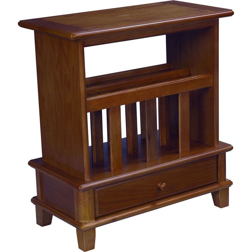 Best Chairside Tables With Storage Hammary Chairsides 400 x 300