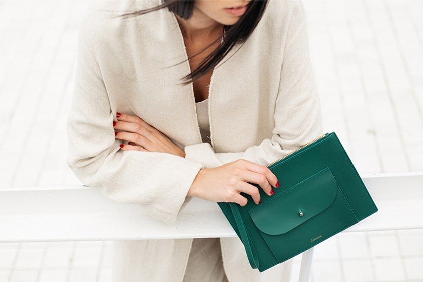 Image of 如果你是 Celine 迷:這個簡約時尚的 L.A. 小眾手袋品牌,將會成為你的小資最愛!