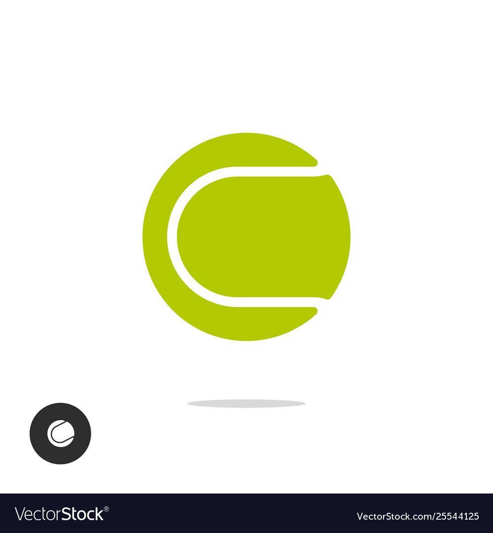 Tennis Ball Icon App Icon App Icon Design Ios App Icon