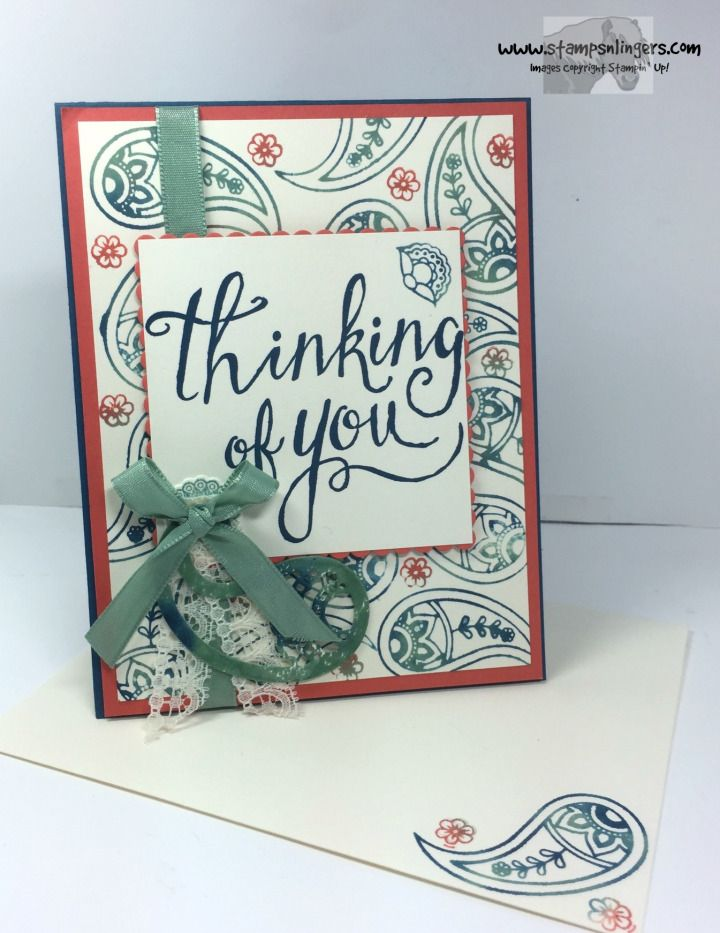 Stamps-N-Lingers.  Paisleys & Posies bundle. Time of Year host stamp set. https://stampsnlingers.com/2016/08/11/stampin-up-a-paisley-time-of-year-for-the-happy-stampers-blog-hop/