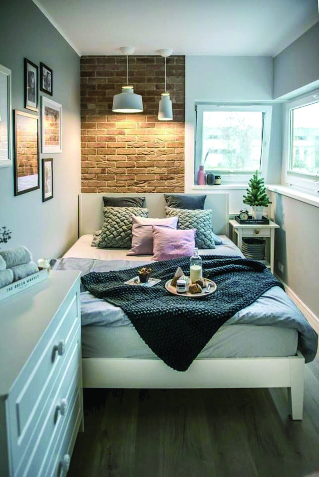 Fabulous Apartment Bedroom Ideas Pinterest For Your Home Small Guest Bedroom Small Apartment Bedrooms Small Room Design