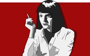 Fan Art of Pulp Fiction    for fans of Pulp Fiction.
